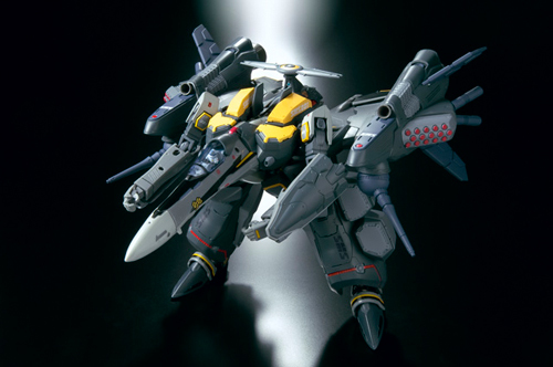 【未開封新品】 DX超合金 VF-25S アーマードメサイアバルキリー(オズマ・リー機)_画像5