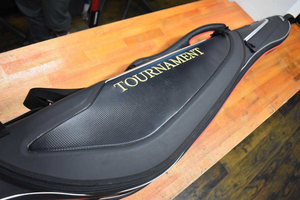 【即決品】ダイワ トーナメント ロッドケース 130R ブラック DAIWA TOURNAMENT