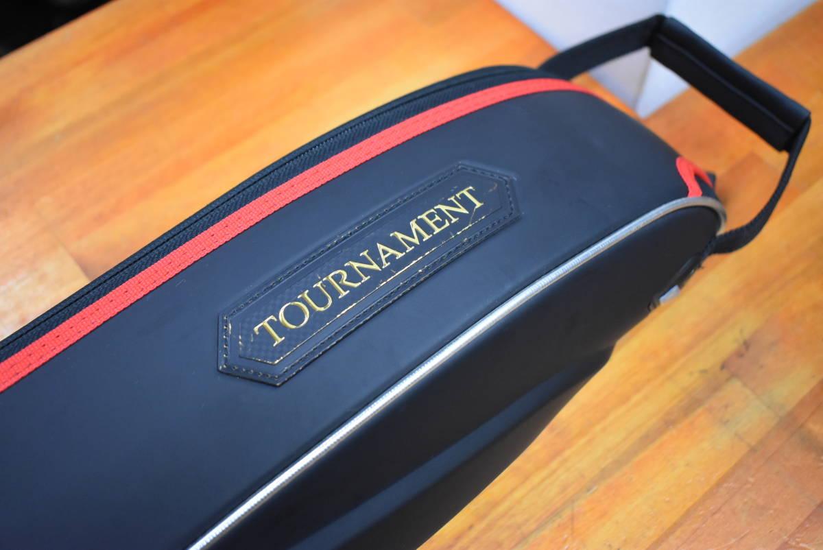 【即決品】ダイワ トーナメント ロッドケース 130R ブラック DAIWA TOURNAMENT_画像7