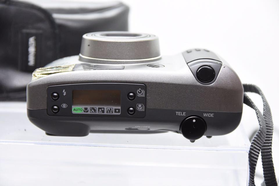 MINOLTA capios 140 EX カメラ コンパクトカメラ X16 en_画像3