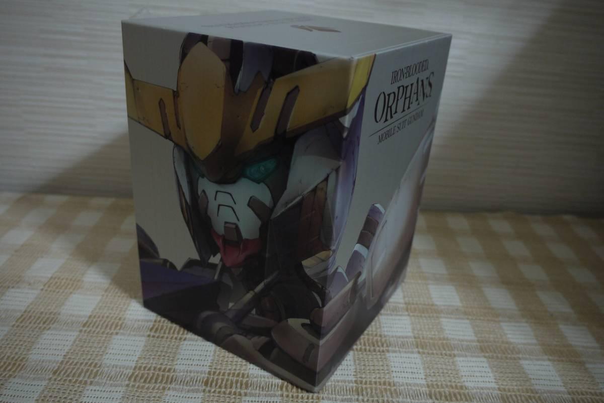 機動戦士ガンダム 鉄血のオルフェンズ 初回全9巻セット Blu-ray 即決 送料無料_画像3