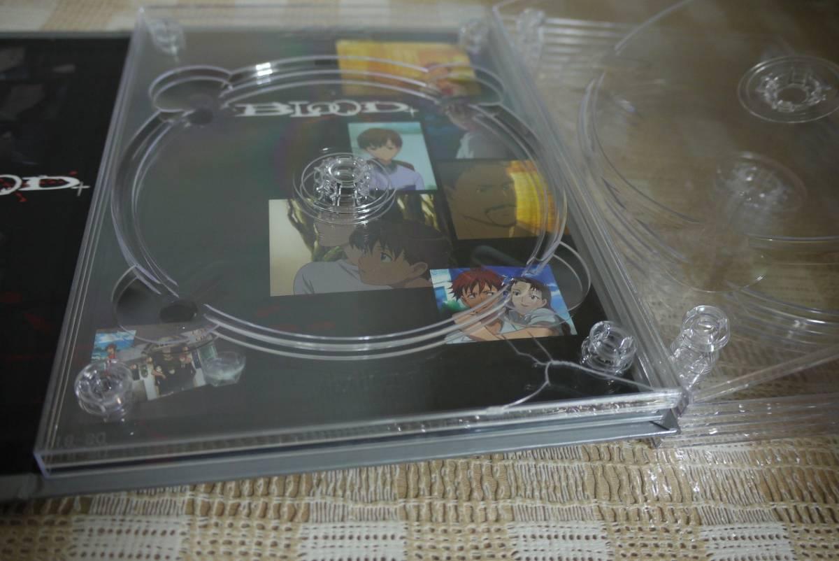 BLOOD+ 初回全13巻セット DVD 即決 送料無料_画像4