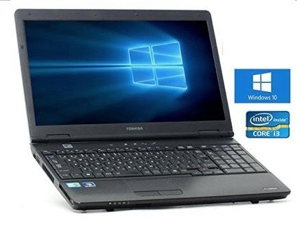 新品SSD 240GB/Win10 搭載/東芝/TOSHIBA B551/第二世代Core i3 2.10GHz/Office 2016 搭載/メモリ4GB/15.6インチ/DVDスーパーマルチ/無線LAN_画像2