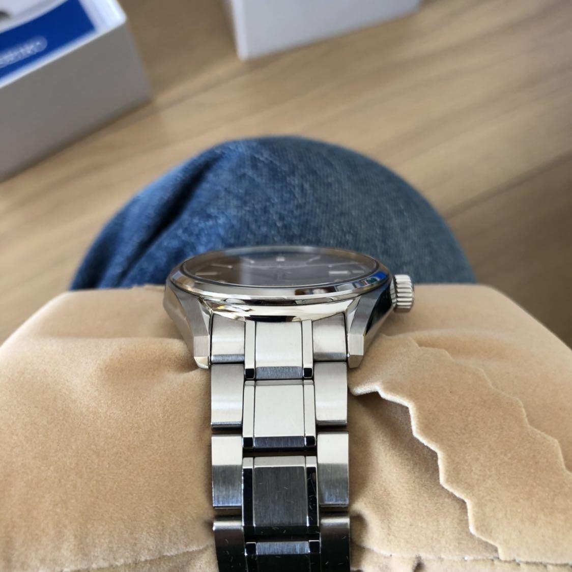 SEIKO PRESAGE SARX035 セイコー プレザージュ 機械式 メカニカル 腕時計 自動巻_画像9