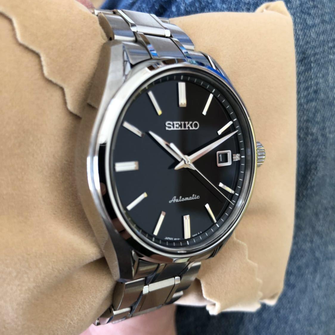 SEIKO PRESAGE SARX035 セイコー プレザージュ 機械式 メカニカル 腕時計 自動巻_画像4