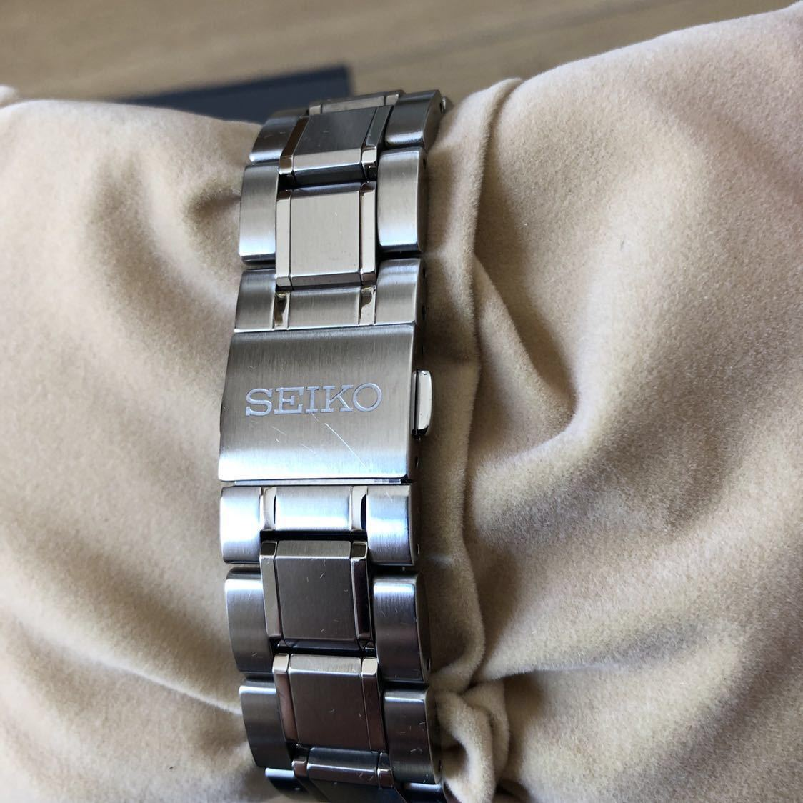 SEIKO PRESAGE SARX035 セイコー プレザージュ 機械式 メカニカル 腕時計 自動巻_画像8