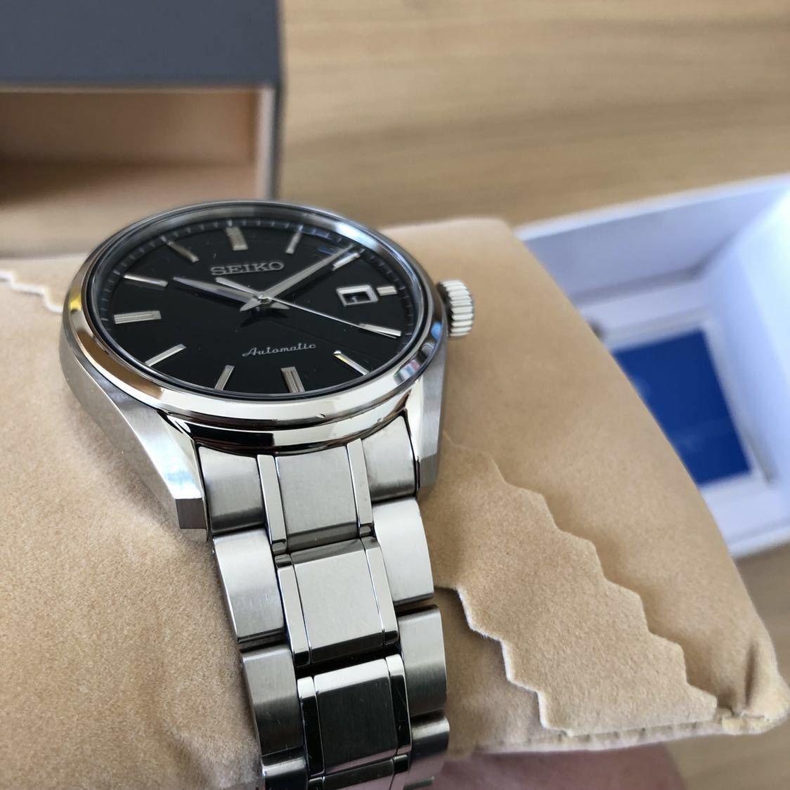 SEIKO PRESAGE SARX035 セイコー プレザージュ 機械式 メカニカル 腕時計 自動巻_画像3