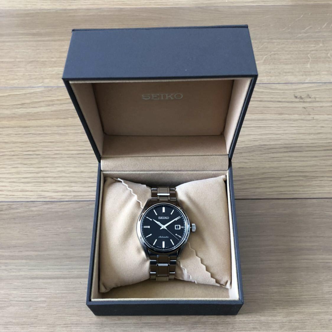 SEIKO PRESAGE SARX035 セイコー プレザージュ 機械式 メカニカル 腕時計 自動巻