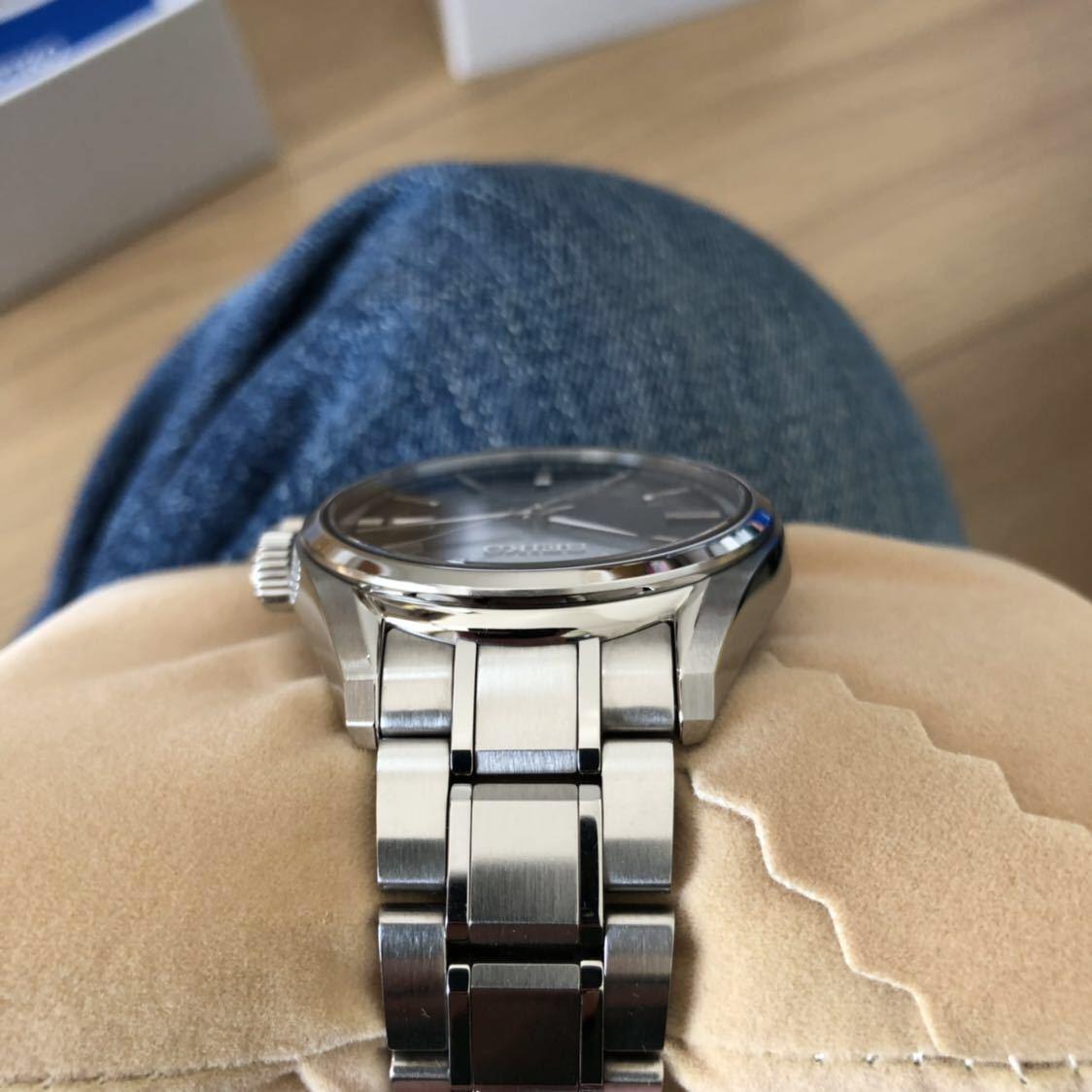 SEIKO PRESAGE SARX035 セイコー プレザージュ 機械式 メカニカル 腕時計 自動巻_画像6