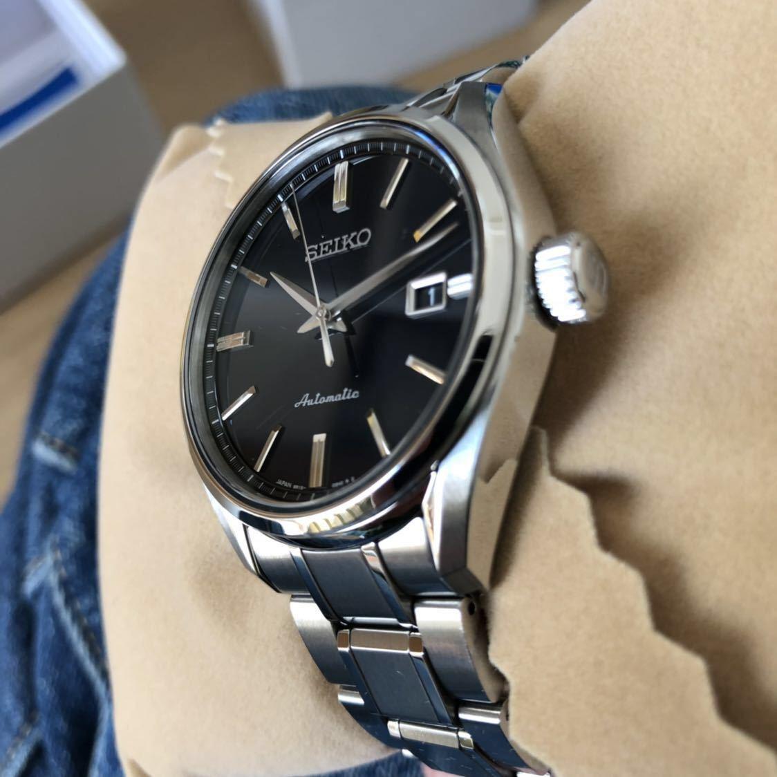 SEIKO PRESAGE SARX035 セイコー プレザージュ 機械式 メカニカル 腕時計 自動巻_画像5