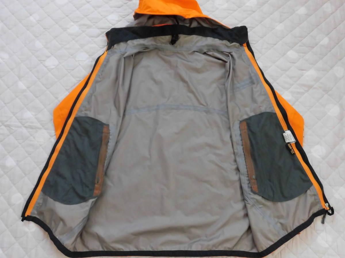 mont-bell モンベル ゴアテックス レインフィールダー ジャケット パンツ 上下セット Mサイズ_画像3