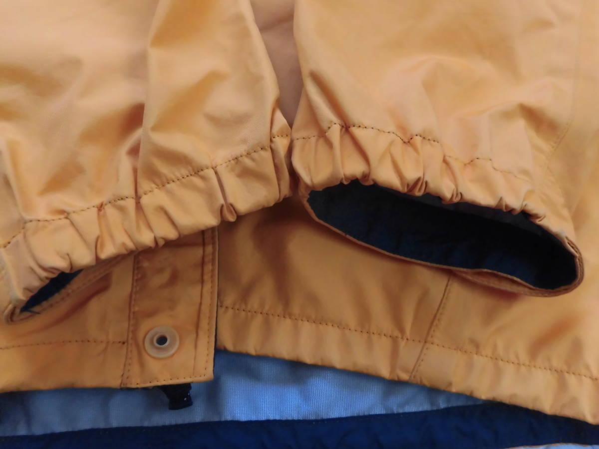 mont-bell モンベル ゴアテックス レインフィールダー ジャケット パンツ 上下セット Mサイズ_画像5