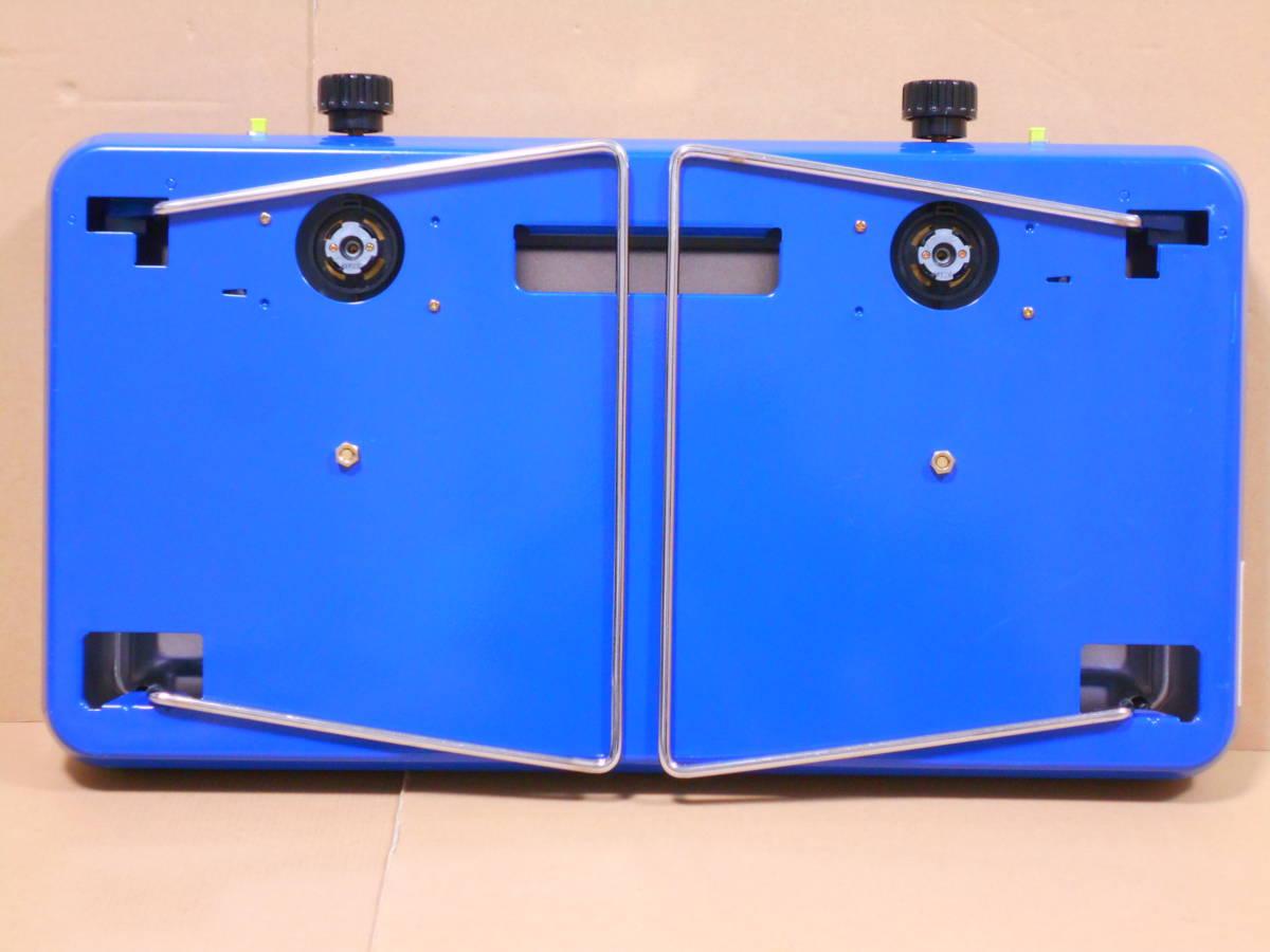 ■イワタニ CB-6E-Z ツインバーナー カセットガス仕様で経済的! 点火装置、燃焼確認済み 岩谷産業 iwatani_画像8