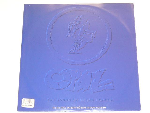 MARTINE GIRAULT / TURN OFF THE LIGHTS / 1997年盤 / OPH-007 / UK盤 / 試聴検査済み_画像2