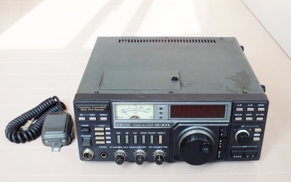 ICOM IC-271 無線機_画像2