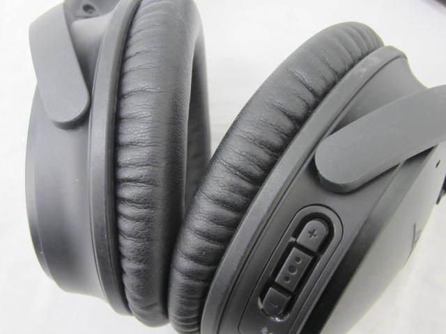 BOSE ボーズ 【QC35】 QuietComfort 35 wireless headphones 中古 音出し確認済 本体のみ_画像7
