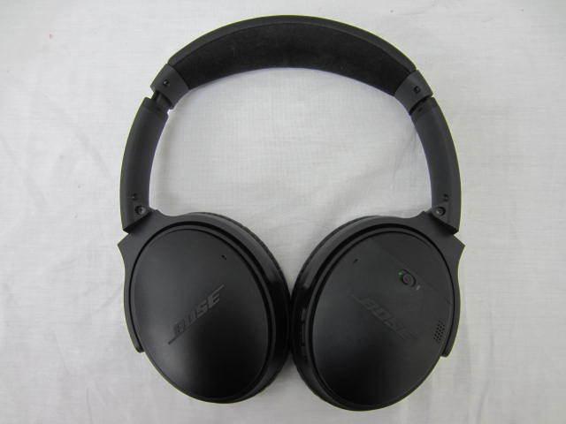 BOSE ボーズ 【QC35】 QuietComfort 35 wireless headphones 中古 音出し確認済 本体のみ