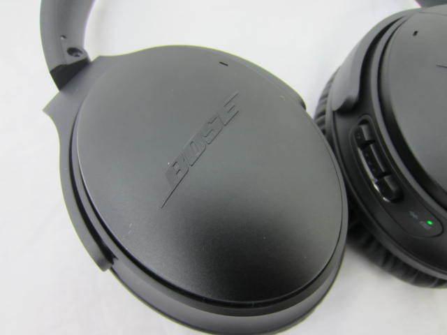 BOSE ボーズ 【QC35】 QuietComfort 35 wireless headphones 中古 音出し確認済 本体のみ_画像2