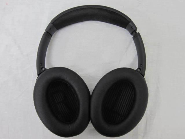 BOSE ボーズ 【QC35】 QuietComfort 35 wireless headphones 中古 音出し確認済 本体のみ_画像5