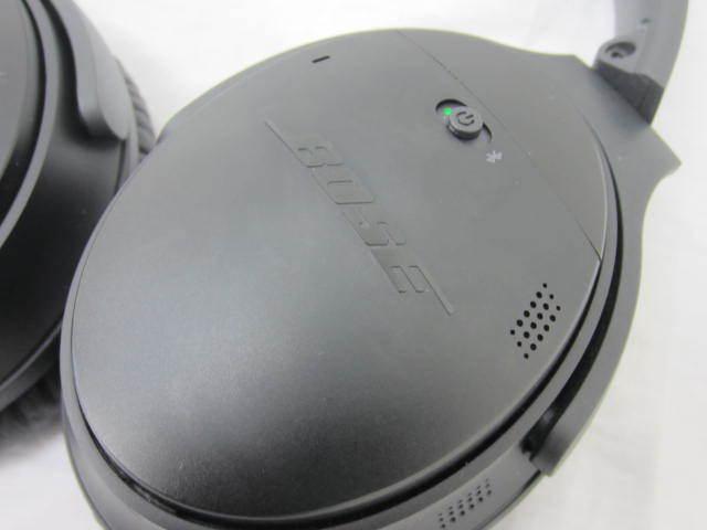 BOSE ボーズ 【QC35】 QuietComfort 35 wireless headphones 中古 音出し確認済 本体のみ_画像3