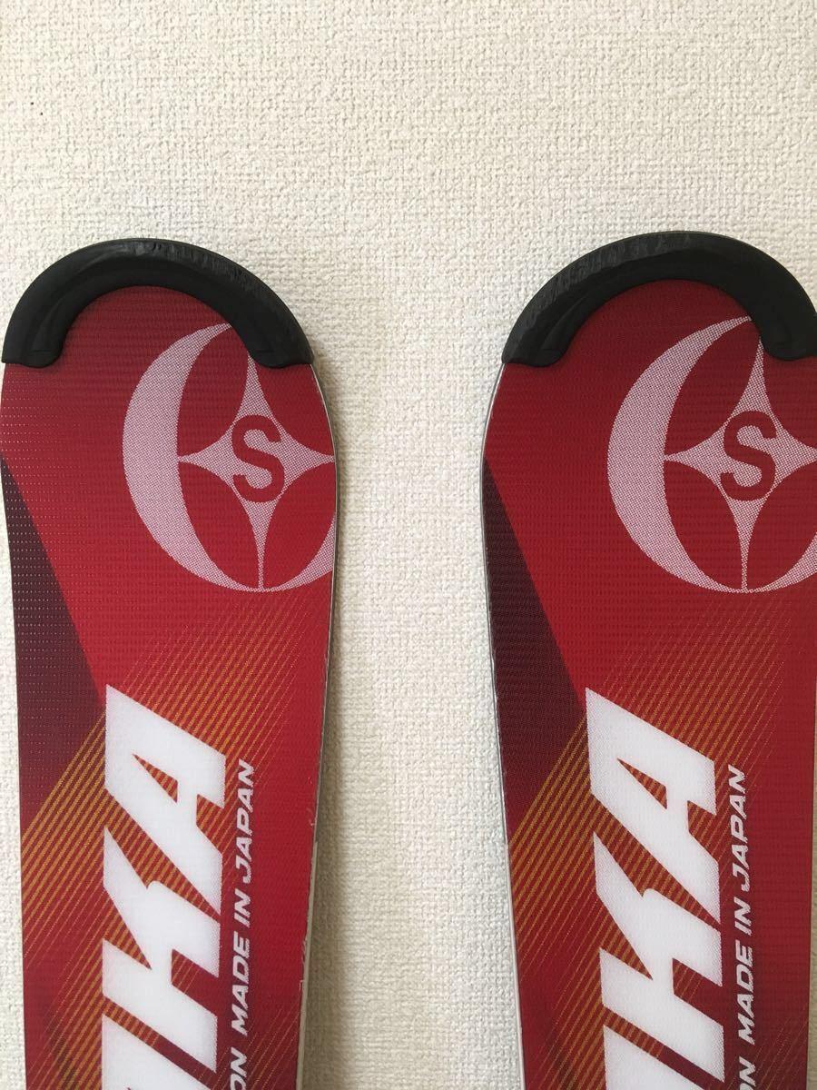 OGASAKA TC - SA 165 cm 小回り ショートターン 用 FL585 スキー ビンディング プレート セット オガサカ マーカー_画像2