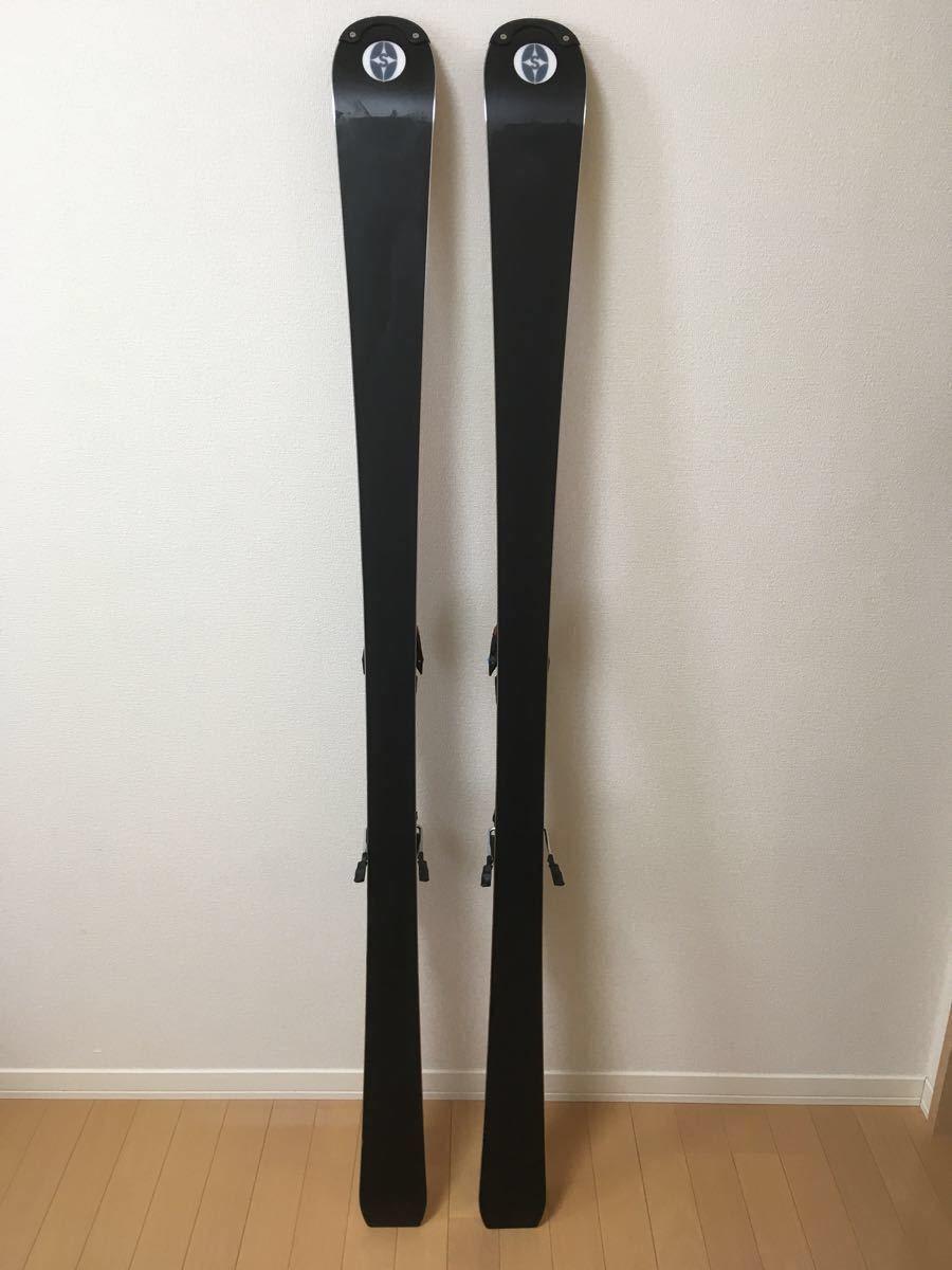 OGASAKA TC - SA 165 cm 小回り ショートターン 用 FL585 スキー ビンディング プレート セット オガサカ マーカー_画像5