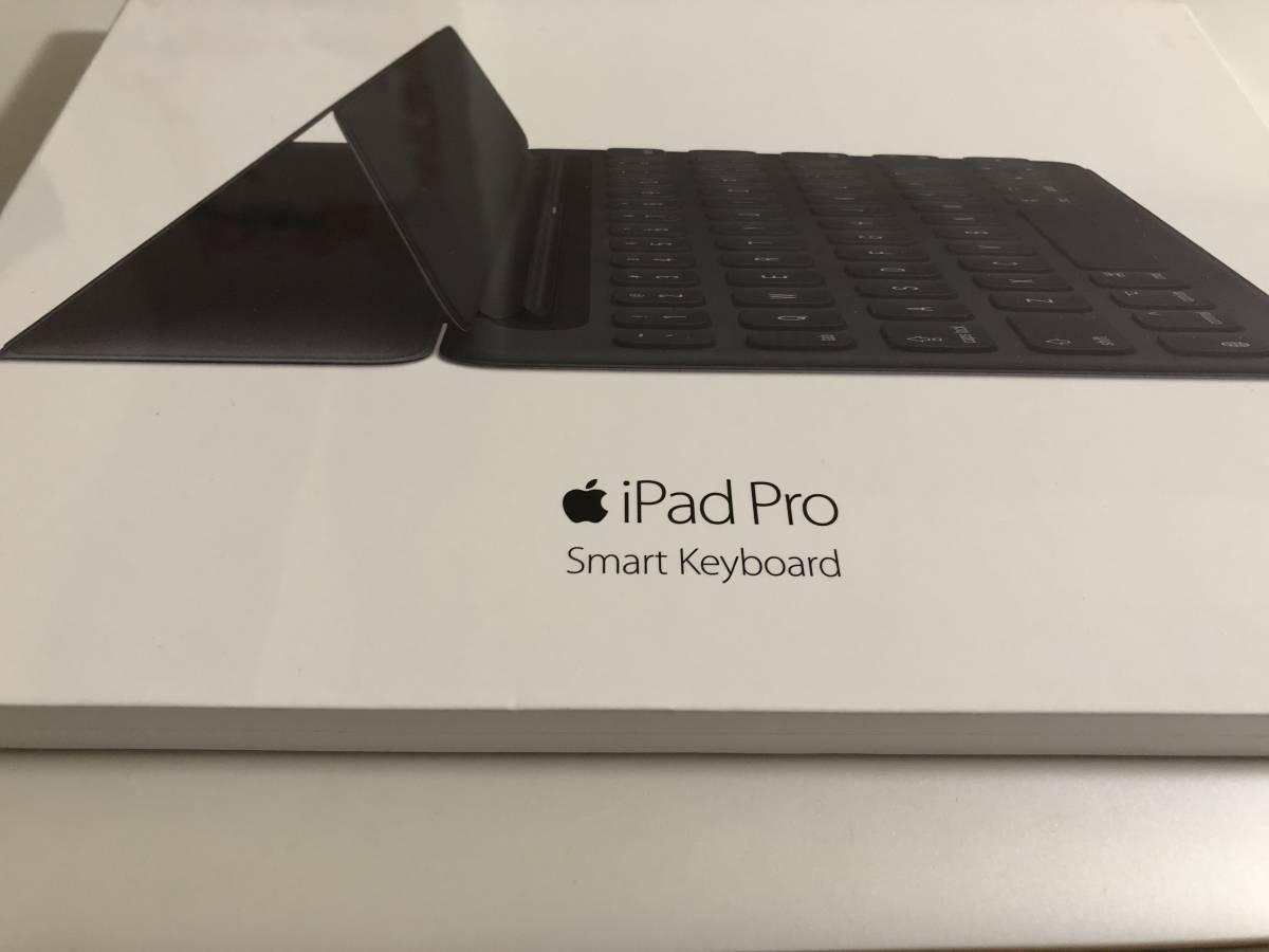 新品◆Apple Smart Keyboard 9.7インチiPad Pro用 キーボード/アップル スマートキーボード MM2L2AM/A/送料無料_画像5