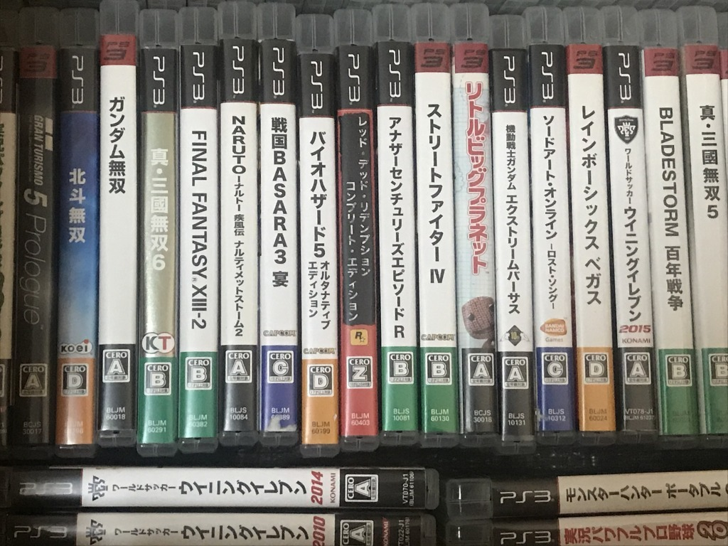 【総数81本】 PS3 プレイステーション3ソフト 大量 セット_画像4