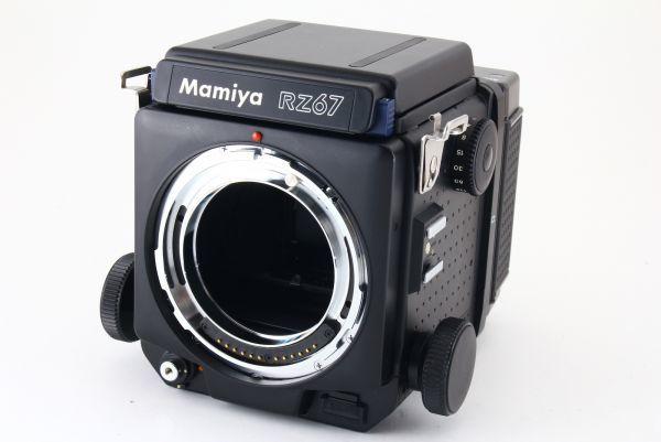 [For Parts] Mamiya RZ67 Pro Medium Format Camera w/WL Finder 120 Back JAPAN 5554