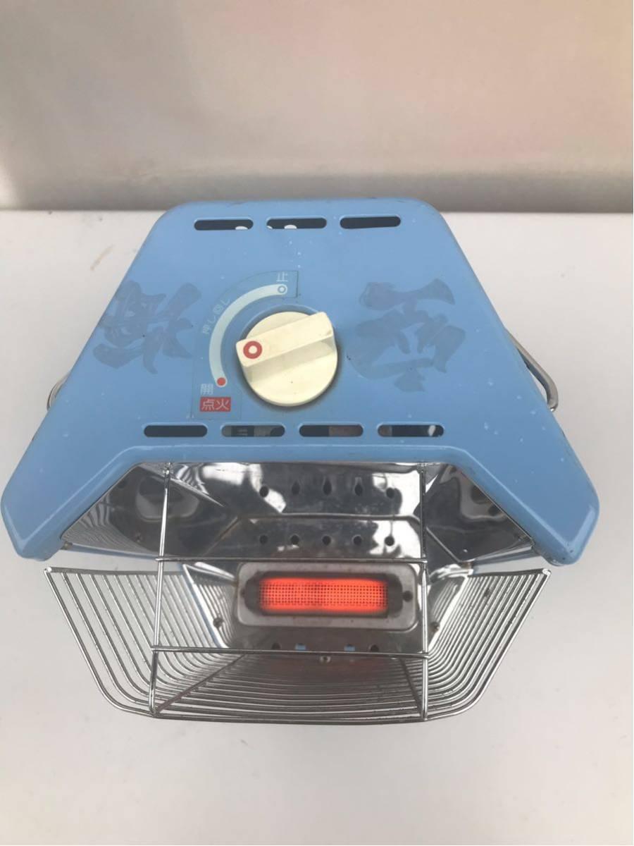 IwatanIイワタニ カセット暖 カセット式ガスストーブ CB-3 暖房器具 レジャー アウトドア 釣り等_画像2