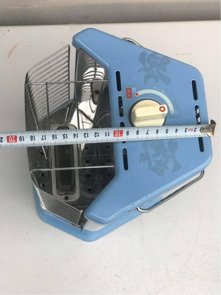 IwatanIイワタニ カセット暖 カセット式ガスストーブ CB-3 暖房器具 レジャー アウトドア 釣り等_画像7