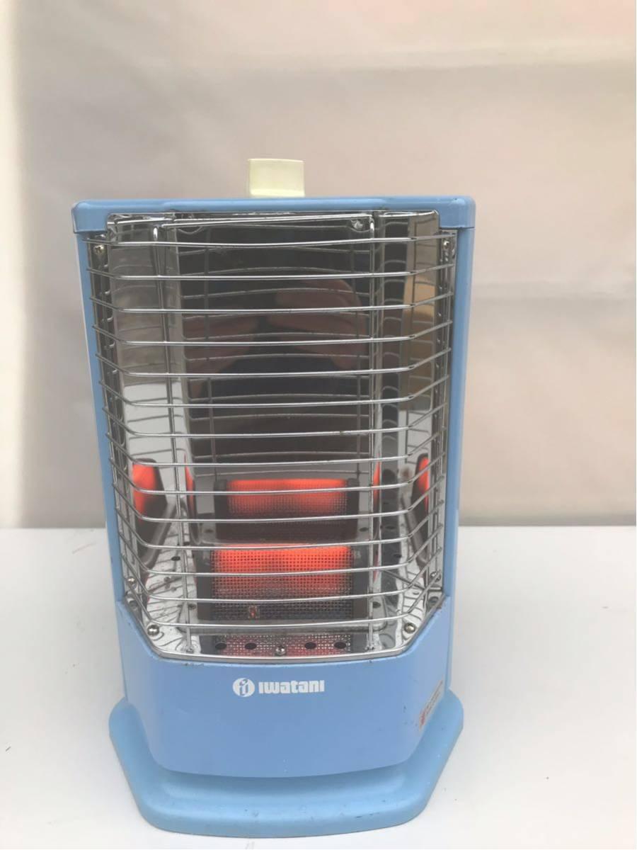 IwatanIイワタニ カセット暖 カセット式ガスストーブ CB-3 暖房器具 レジャー アウトドア 釣り等