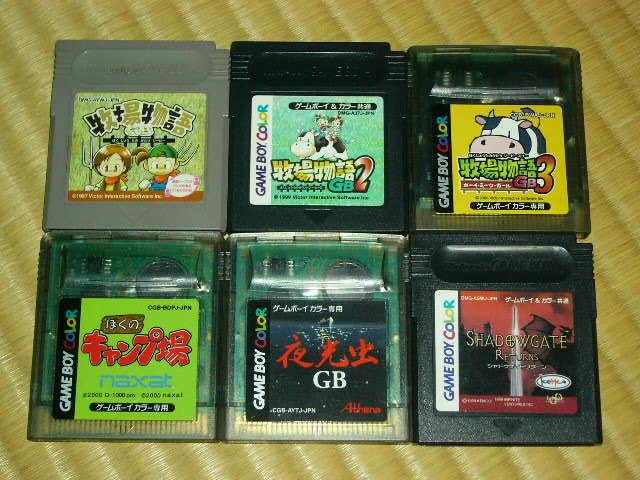 1円】 GB ゲームボーイ ソフト 30本 セット_画像7