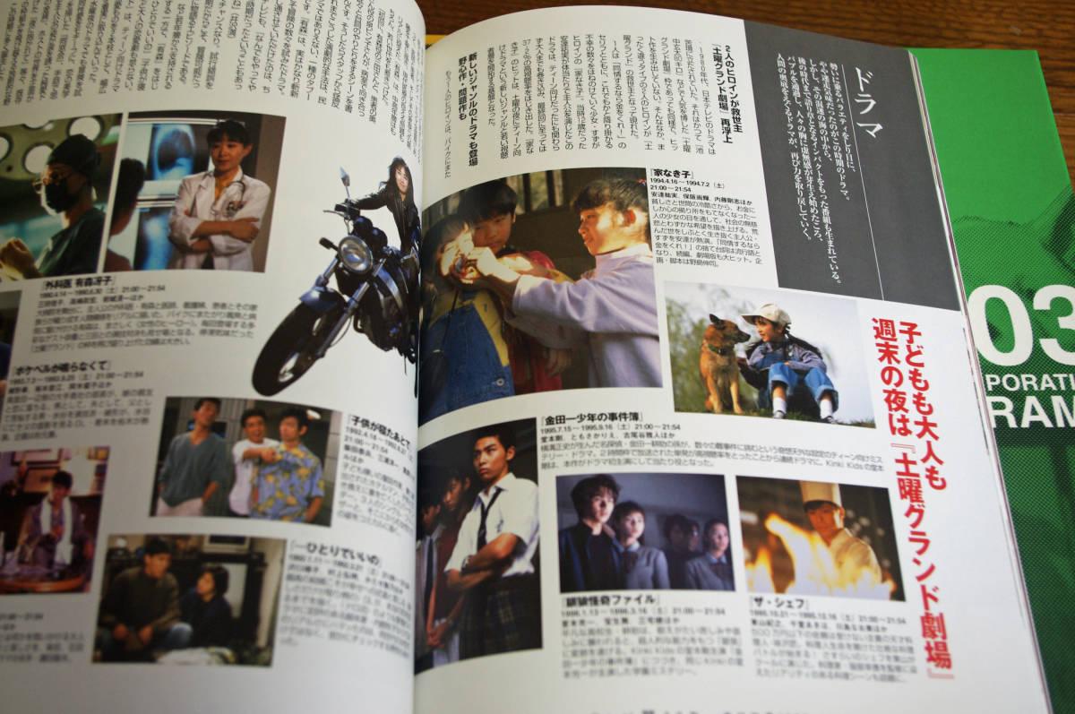 ◇テレビ夢50年 9冊揃い 2004年 非売品 日本テレビ放送網 DVDあり即決送料無料_画像6