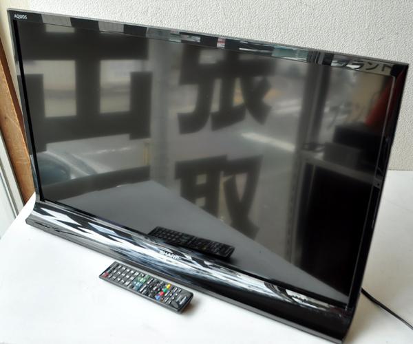★14年製 シャープ アクオス ハイビジョン 液晶テレビ LC-32J10★_画像4