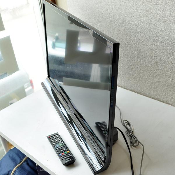 ★14年製 シャープ アクオス ハイビジョン 液晶テレビ LC-32J10★_画像6