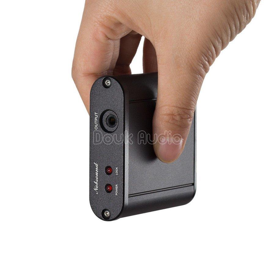新品 アクティブスピーカーに最適 Mini DAC Hi-Fi ロスレスデジタル オーディオ コンバータ Bluetooth 5.0 レシーバ (SKU:GFJ589)a_画像3
