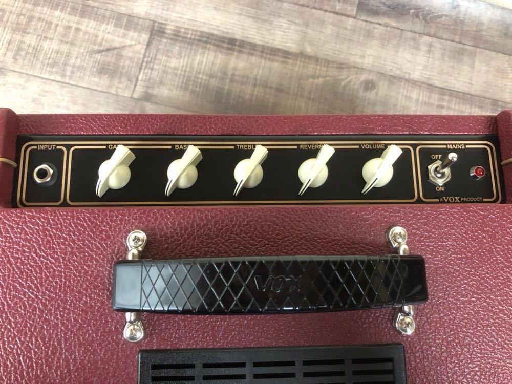 限定カラー VOX AC10C1-MB 真空管 ギターアンプ コンボ 検索) MV50 AC30 AC15_画像5