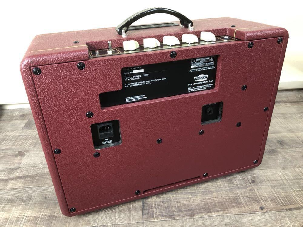 限定カラー VOX AC10C1-MB 真空管 ギターアンプ コンボ 検索) MV50 AC30 AC15_画像2