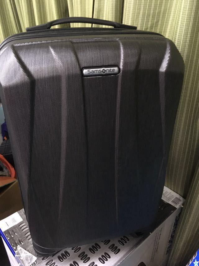 サムソナイトスーツケース バットマン 小 展示品