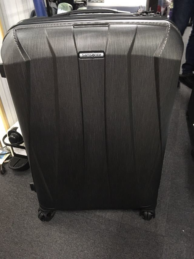 サムソナイトスーツケース バットマン大 展示品_画像2