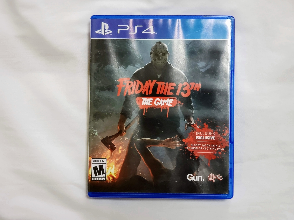 【PS4】FRIDAY THE 13TH THEGAME / 13日の金曜日