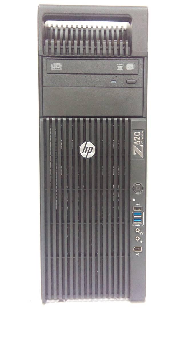 HP WorkStation Z620 E5-2690 8Core 2 90GHz 2CPU memory 96GB