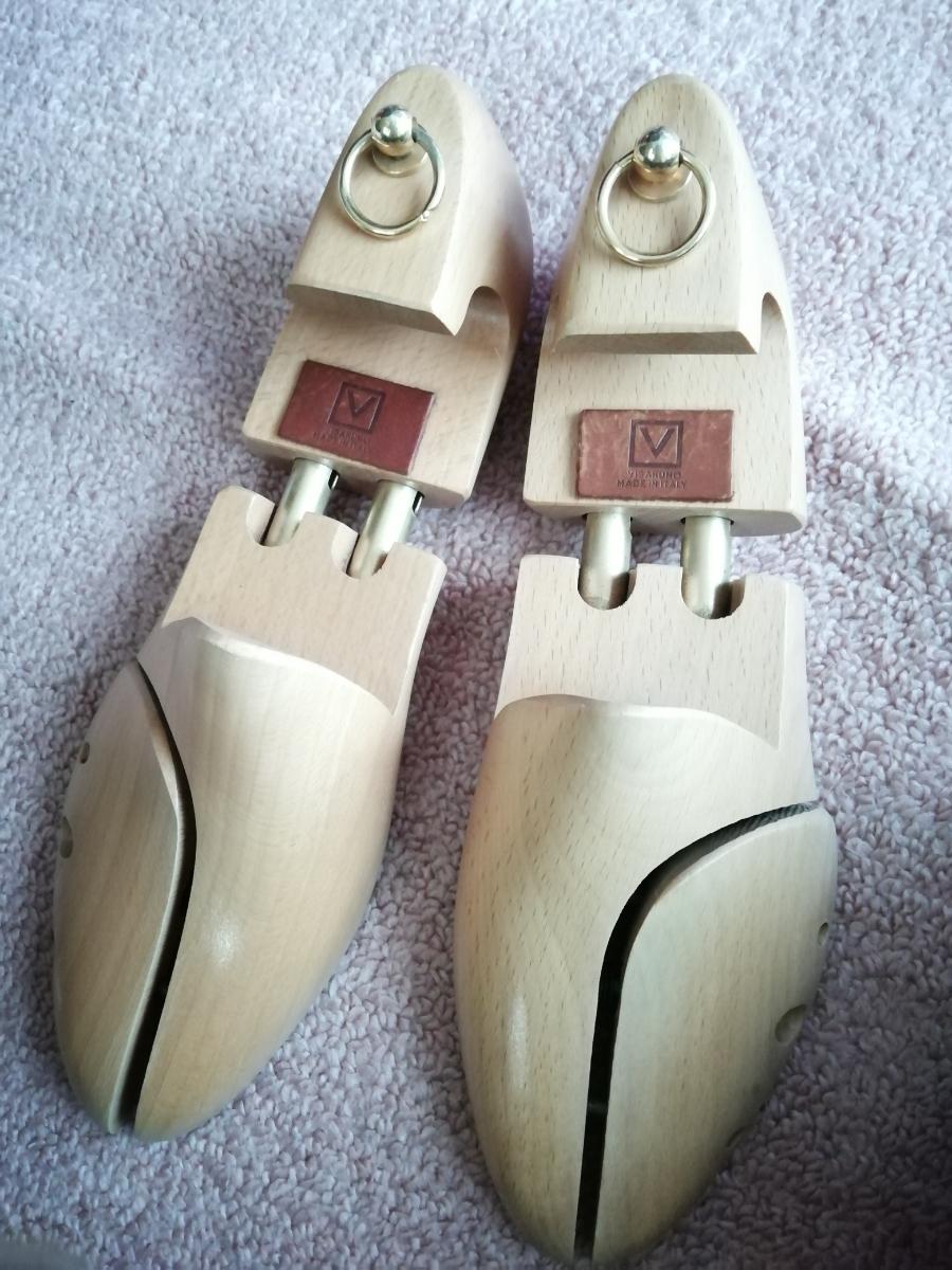 VISARUNO★ビサルノ 木製 シューキーパー★サイズ41 イタリア製