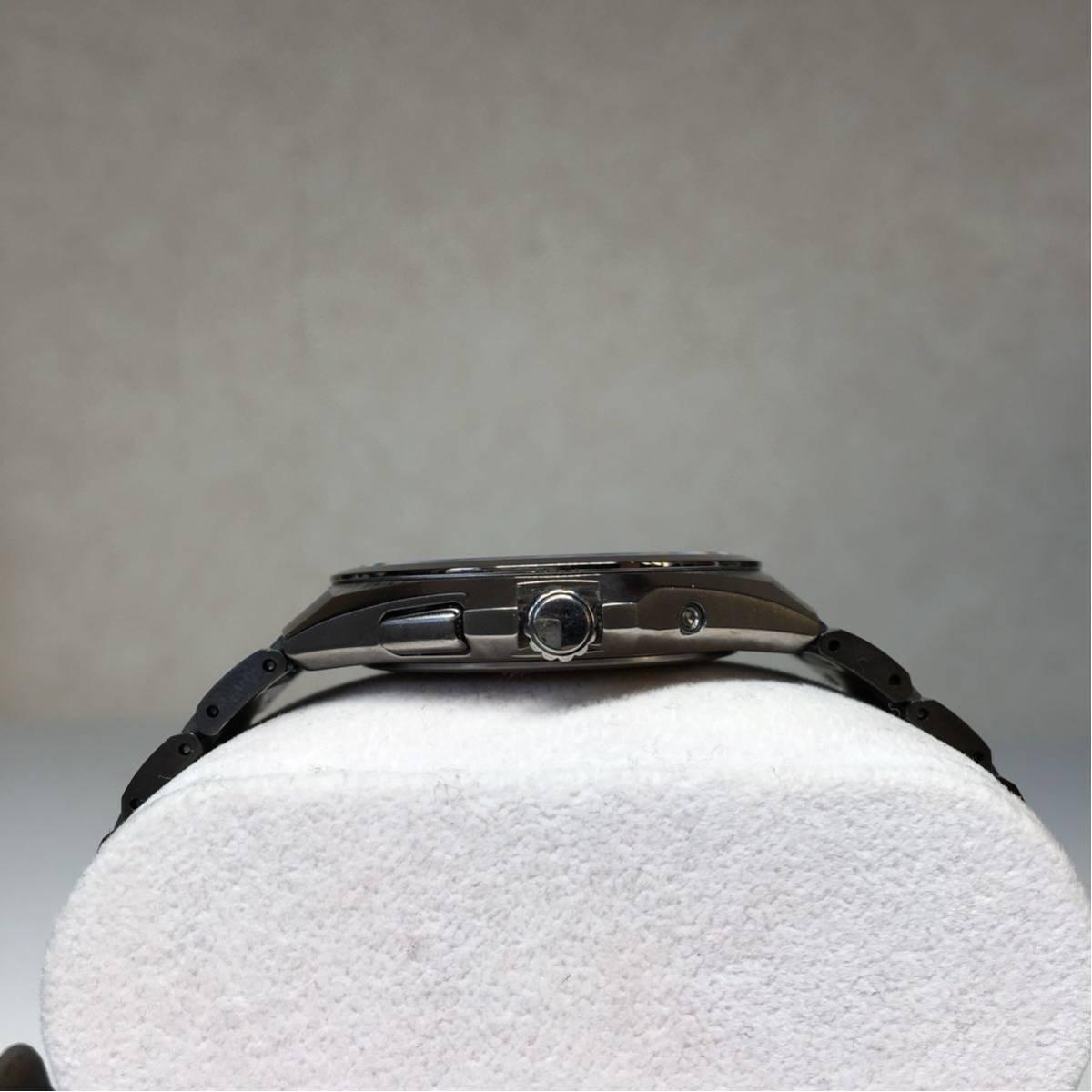 CITIZEN シチズン エコドライブ ATTESA 美品 ジャンク メンズ 腕時計_画像4