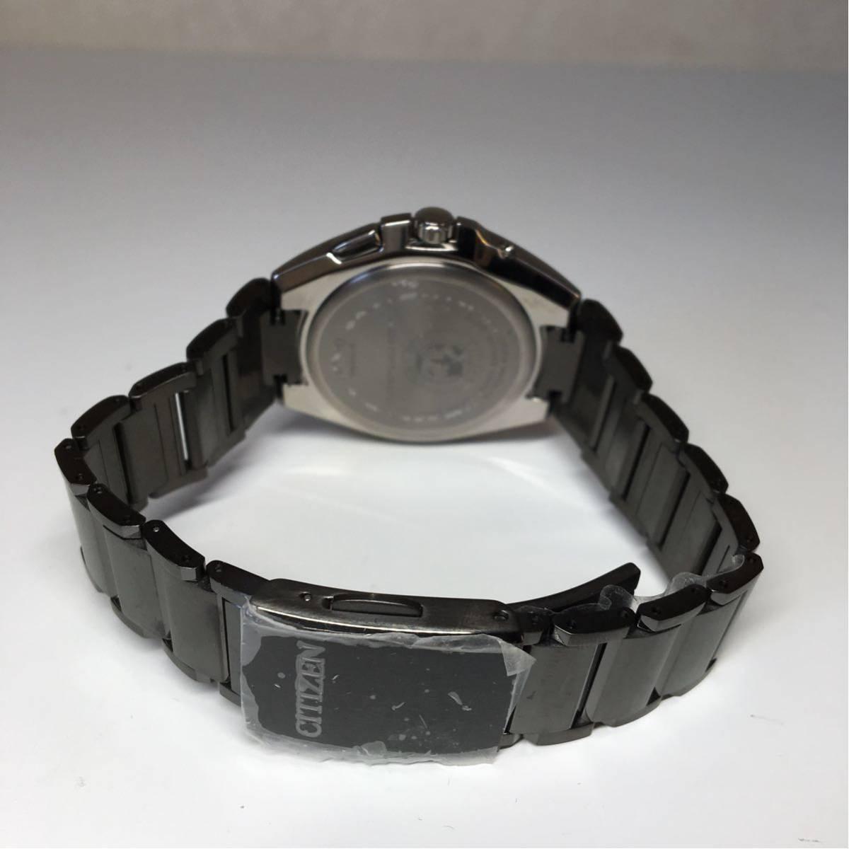 CITIZEN シチズン エコドライブ ATTESA 美品 ジャンク メンズ 腕時計_画像7