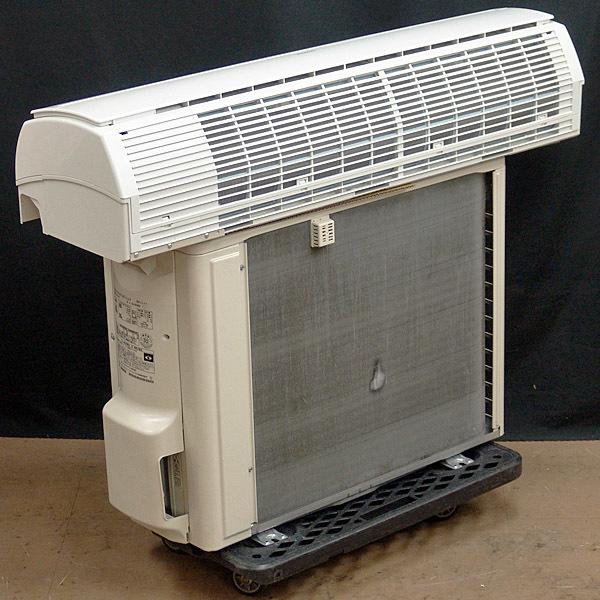 日立【RPK-GP56RSH】省エネの達人 かべかけ 壁掛形 業務用エアコン 2.3馬力 三相200V R32冷媒 2016-2018年製 中古品 RPK-GP56K RAS-GP56RSH_画像2