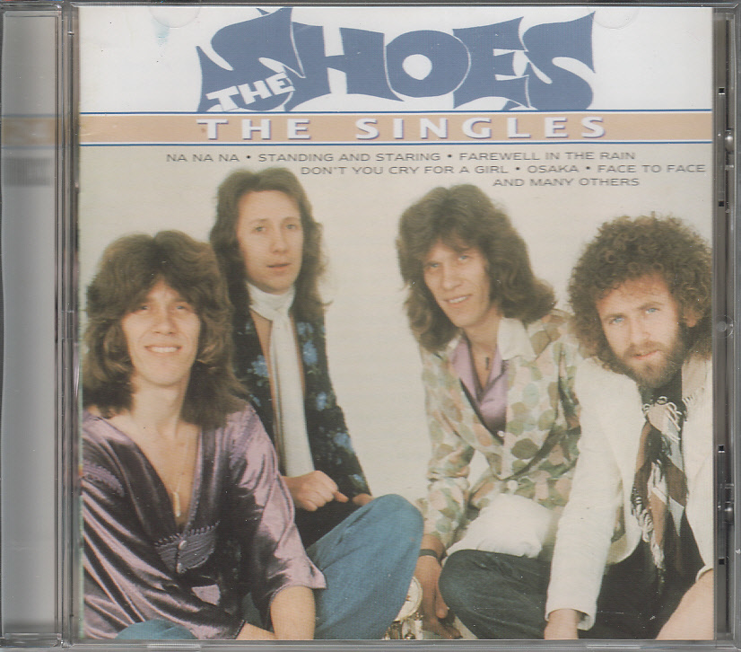 ♪SHOES THE/シューズ(Netherlands)【THE SINGLES】`60s~`70sサイケ風味パワー・ポップ 輸入盤_画像1