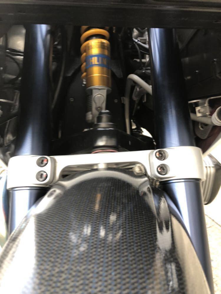 04 BMW ボクサーカップレプリカ BCR R1100S R1200S R1200RS 2380キロ 前後オーリンズ_画像5