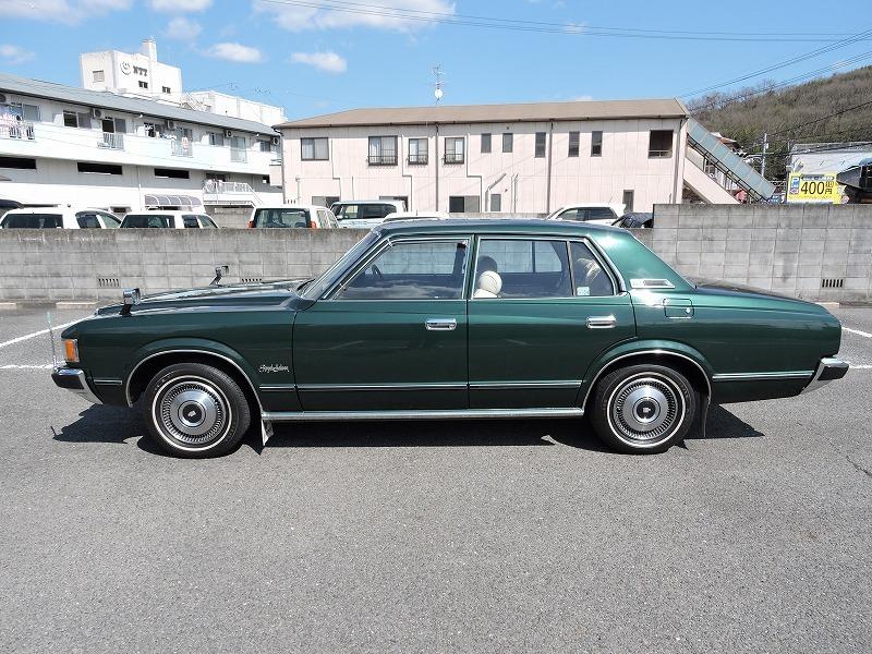 トヨタクラウン ロイヤルサルーン 昭和54式 MS106 美車 旧車_画像2